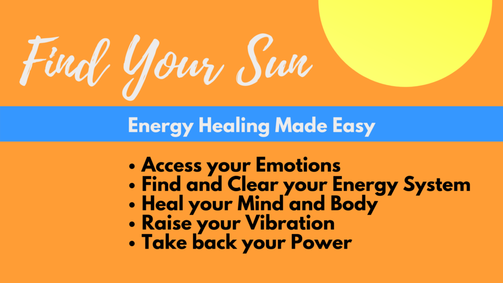 Energy Healing - Find your sun